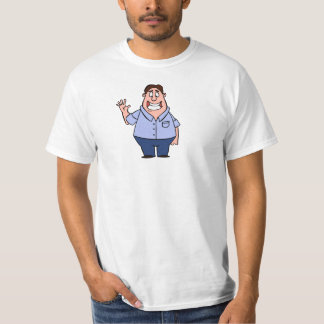 Chubs, Bye-Bye! T-Shirt