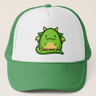 Chubs Dragon HatChubby little dragon! Real cute! Trucker Hat