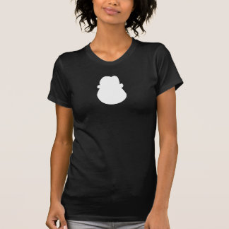 Chubs Silhouette White T-Shirt