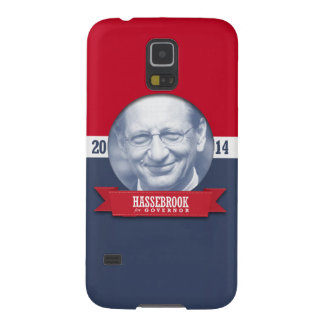 CHUCK HASSEBROOK CAMPAIGN GALAXY S5 CASE