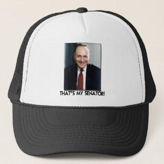 Chuck Schumer, That's My Senator! Trucker Hat