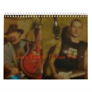 Chuck Veer 2008 Calander Calendars