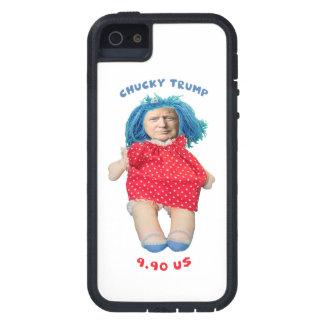 Chucky Donald Trump Doll iPhone 5 Case
