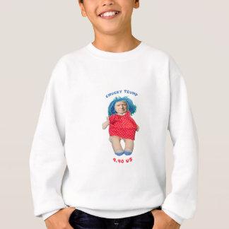 Chucky Donald Trump Doll Sweatshirt