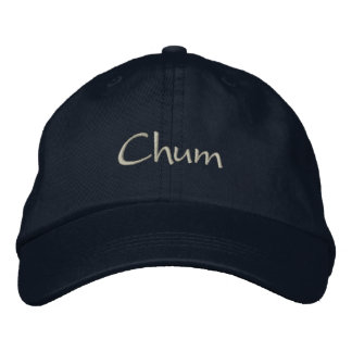 Chum Embroidered Hats