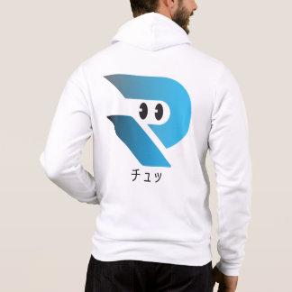 ChuMi Hoodie Sweater/Sweatshirt - White