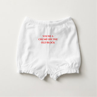 CHUMP DIAPER COVER