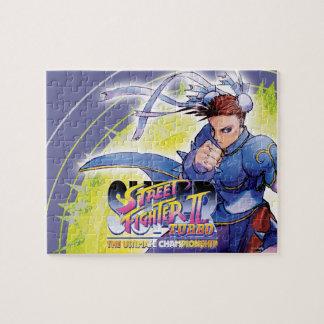 Chun-Li Puzzles