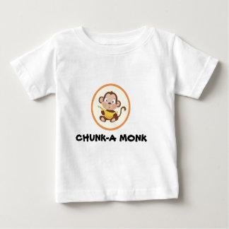 chunk monk, CHUNK-A MONK Baby T-Shirt