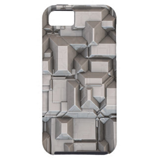 Chunky Heavy Metal Cubes iPhone 5 Covers