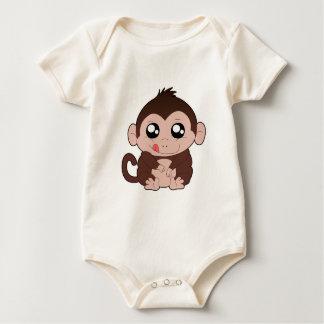 Chunky Monkey Baby Baby Bodysuit