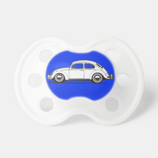 Chupeta Car. Azul Pacifier