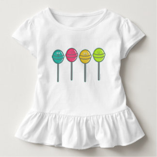 Chupetas t-shirt for girl