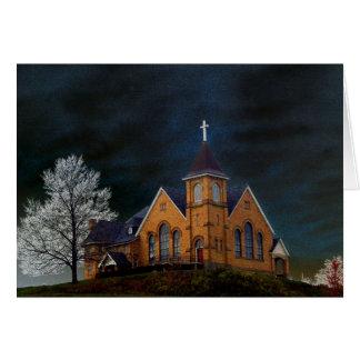 Church 1 card