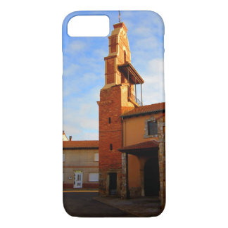 Church along the Camino Case-Mate iPhone Case