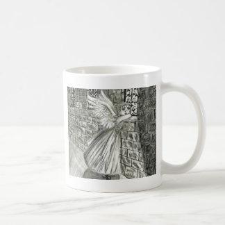 Church Angel Coffee Mug