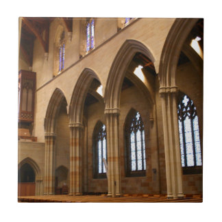 Church Archways Ceramic Tiles