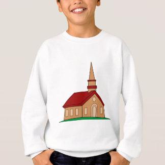 Church Cartoon Sweatshirt