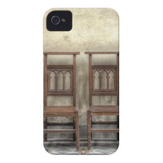 church chairs Case-Mate iPhone 4 case