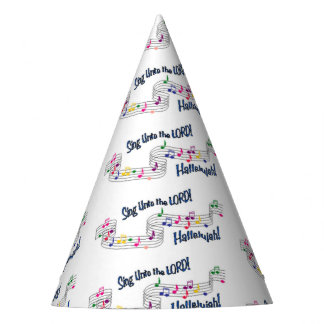 Church Choir Party Hat