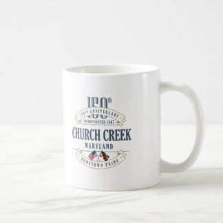Church Creek, Maryland 150th Anniversary Mug