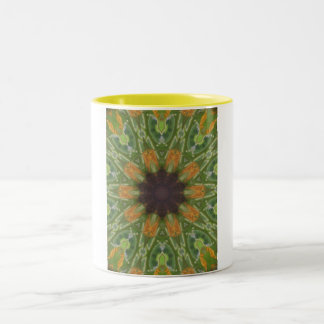 Church Cross's Two-Tone Coffee Mug