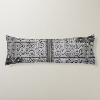 Church Doors Body Pillow