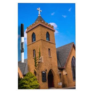 Church Dry Erase Board