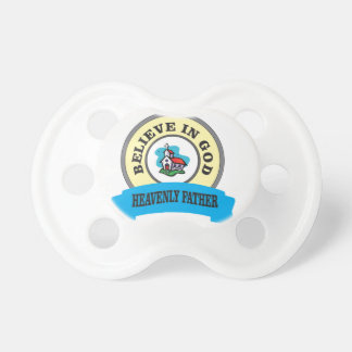 church god belief pacifiers