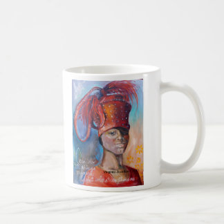 Church Hat Chloe Coffee Mug