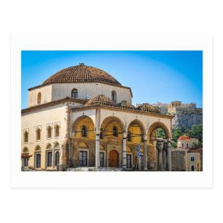 Church in Athens, Greece Postcard
