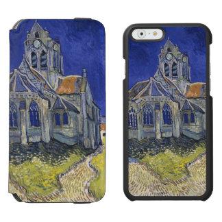 Church in Auvers-sur-Oise by Vincent Van Gogh Incipio Watson™ iPhone 6 Wallet Case