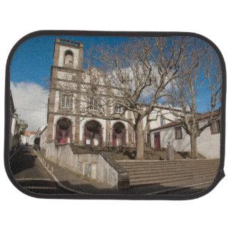 Church in Azores Car Mat