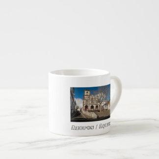 Church in Azores Espresso Cup