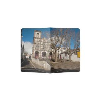Church in Azores Passport Holder