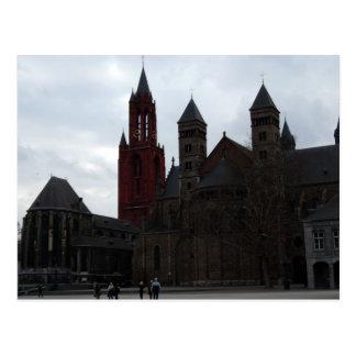 Church in Maastricht Postcard