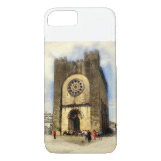 Church in Portomarin Case-Mate iPhone Case