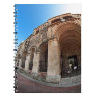 church in Santo Domingo. Domenican Notebooks