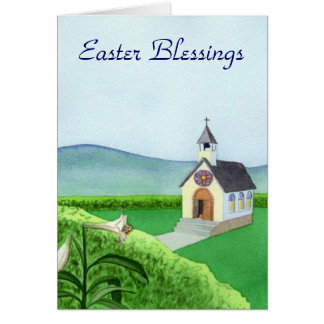 Church in The Valley - Note Card