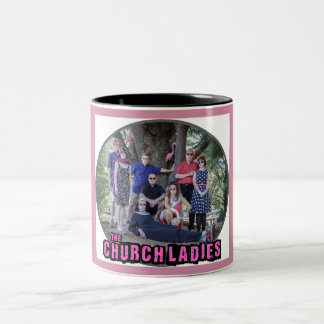 Church Ladies Band Mug - Graveyard Tree