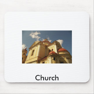 Church, Mouse Pad