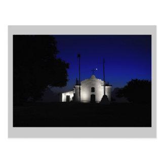 Church of Is João Batista Trancoso Bahia Postcard