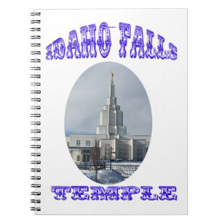 Church of Jesus Christ of Latter Day Saints Temple Note Book