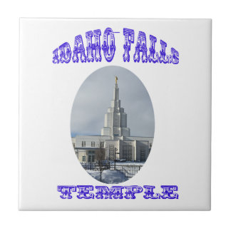 Church of Jesus Christ of Latter Day Saints Temple Tile