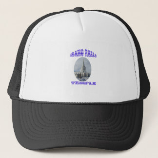 Church of Jesus Christ of Latter Day Saints Temple Trucker Hat