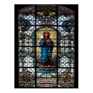 Church of Mariahilf Vienna Austria Postcard