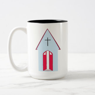 Church of Our Redeemer Mug Design 1
