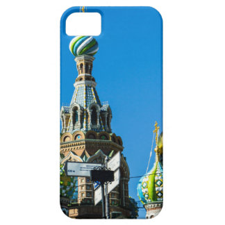 Church of Our Savior on Spilled Blood iPhone 5 Case