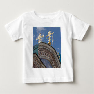 Church of Our Savior on The Spilled Blood Baby T-Shirt