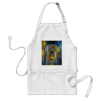 Church of Our Savior on The Spilled Blood, Cathedr Standard Apron
